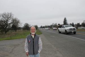 Dairyman and Hwy 12 traffic